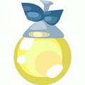 Glass lantern fruit