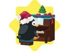 WWF Penguin Pianist