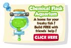 Chemical flask aquarium