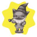Stone gnome