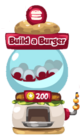 Build a burger mystery egg machine