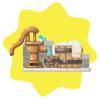 Farm barrel bathtub