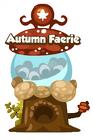 Autumn faerie mystery egg machine