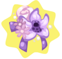 Purple Orchid Corsage