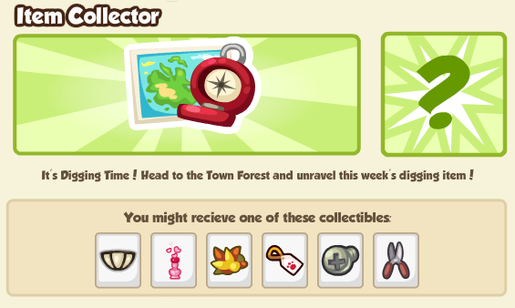 Step 6 - Item Collector DC