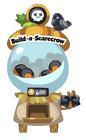Build a scarecrow machine