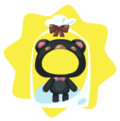 Spectacled Bear Costume Set
