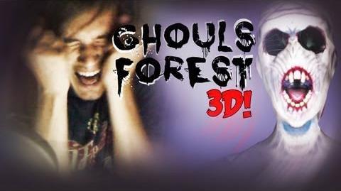 JUMPSCARE FEST;; - Ghouls Forest 3 - 3D REMAKE!