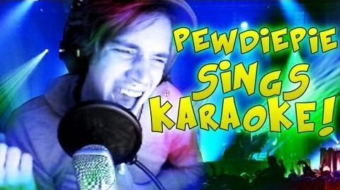 PEWDIEPIE SINGS! - Karaoke Party (Bonus Video)