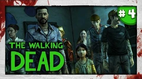 The Walking Dead: Episode Four - Part 4