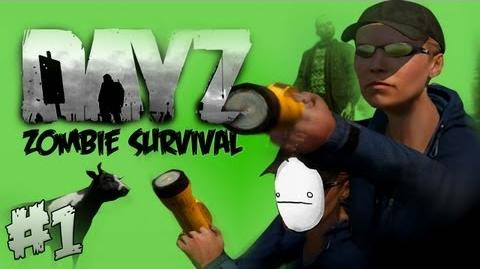 DayZ - TWO GIRLS ON A ZOMBIE SURVIVAL QUEST - DayZ - Part 1