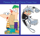 Phineas, Ferb, and Danny Power Hour