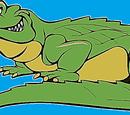 Zok the Crocodile