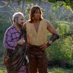 Hercules and Samoleus