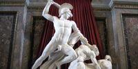 Theseus Dueling Disciple