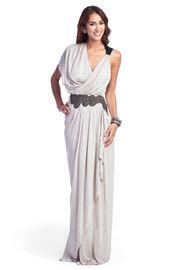 Dress yigal azrouel athena the admirer 2477