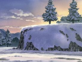 Rioh snowfield op