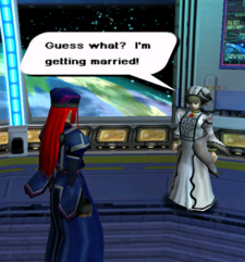 Lost bride quest