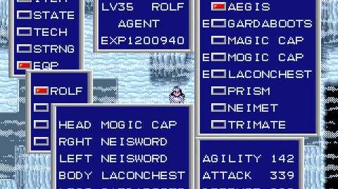 Mega Drive Longplay 132 Phantasy Star II (Part 8 of 8)
