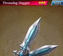 Throwing Dagger 431
