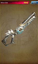 084 Silver Gun