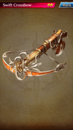 066 Swift Crossbow