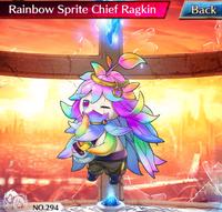 Rainbow Sprite Chief Ragkin