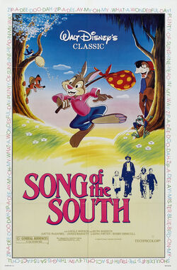 Poster - Song of the South 01