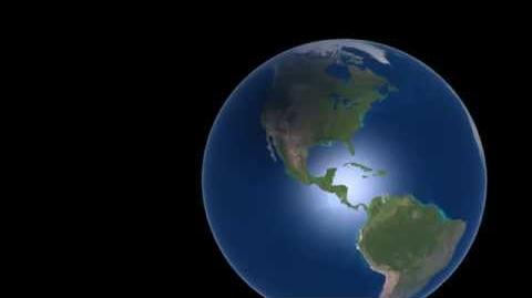 Earth View Solar Eclipse August 21, 2017