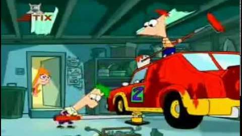 Phineas si Ferb - Intro (Limba romana)