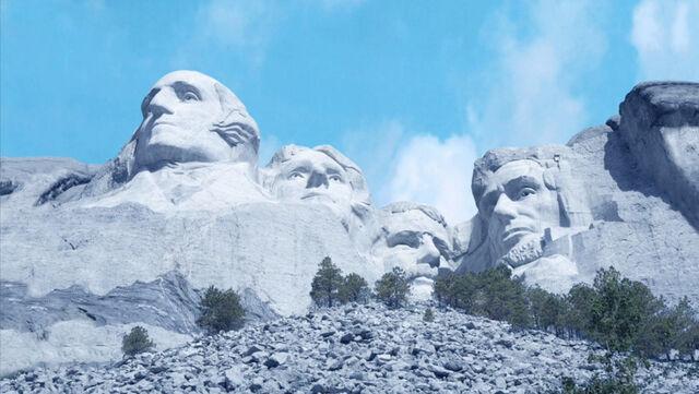 File:Pre-construction Mount Rushmore.jpg
