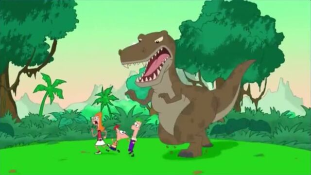 File:Flashback of P&F chased by dinosaur.jpg
