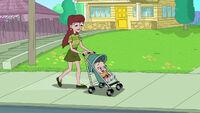 322a - Sidewalk Baby