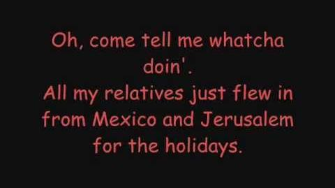 Phineas And Ferb - We Wish You A Merry Christmas Lyrics (HQ)