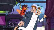 Perry the Toolbox attacks Normenshmirtz