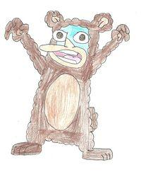 Platybear, by dsguy411