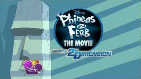 Phineas and Ferb Across the 2nd Dimension - Everything's Better With Perry (Russian) HD
