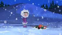 Isabella singing Let it Snow Image19