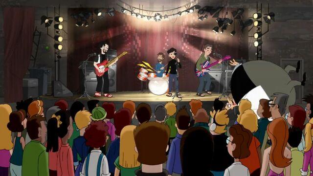File:Doofenshmirtz bounces as Love Sandal performs.jpg