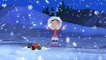 Isabella singing Let it Snow Image22