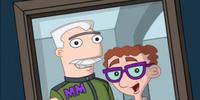 Major Monogram and Carl's relationship