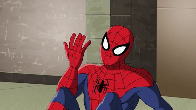 File:Spider man cant climb up walls.jpg