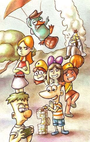 File:Phineas and Ferb, by Gigei.jpg