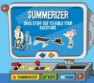 Summer Vacation Summerizer instructions 2