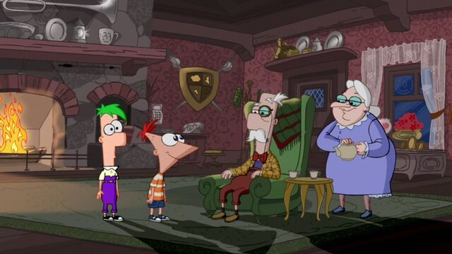 File:Phineas, Ferb, Reg and Winnie.jpg