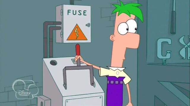 File:Ferb throws the switch.jpg
