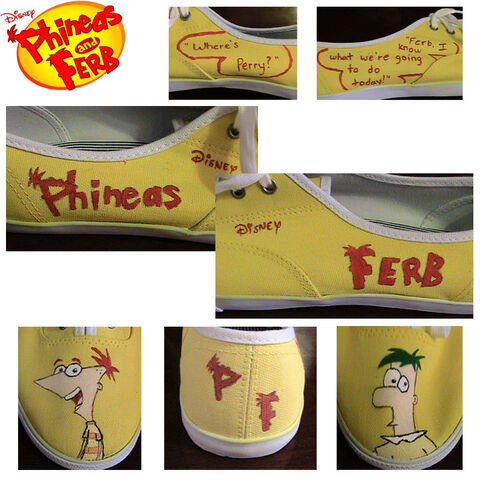 File:Phineas and Ferb shoes, by SimplyForgotten94.jpg