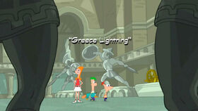 Greece Lightning title card