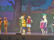 Phineas and ferb live 025