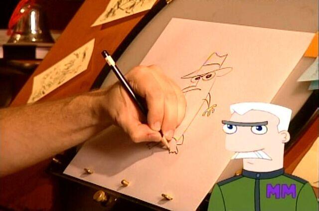 File:Dan draws Agent P.jpg